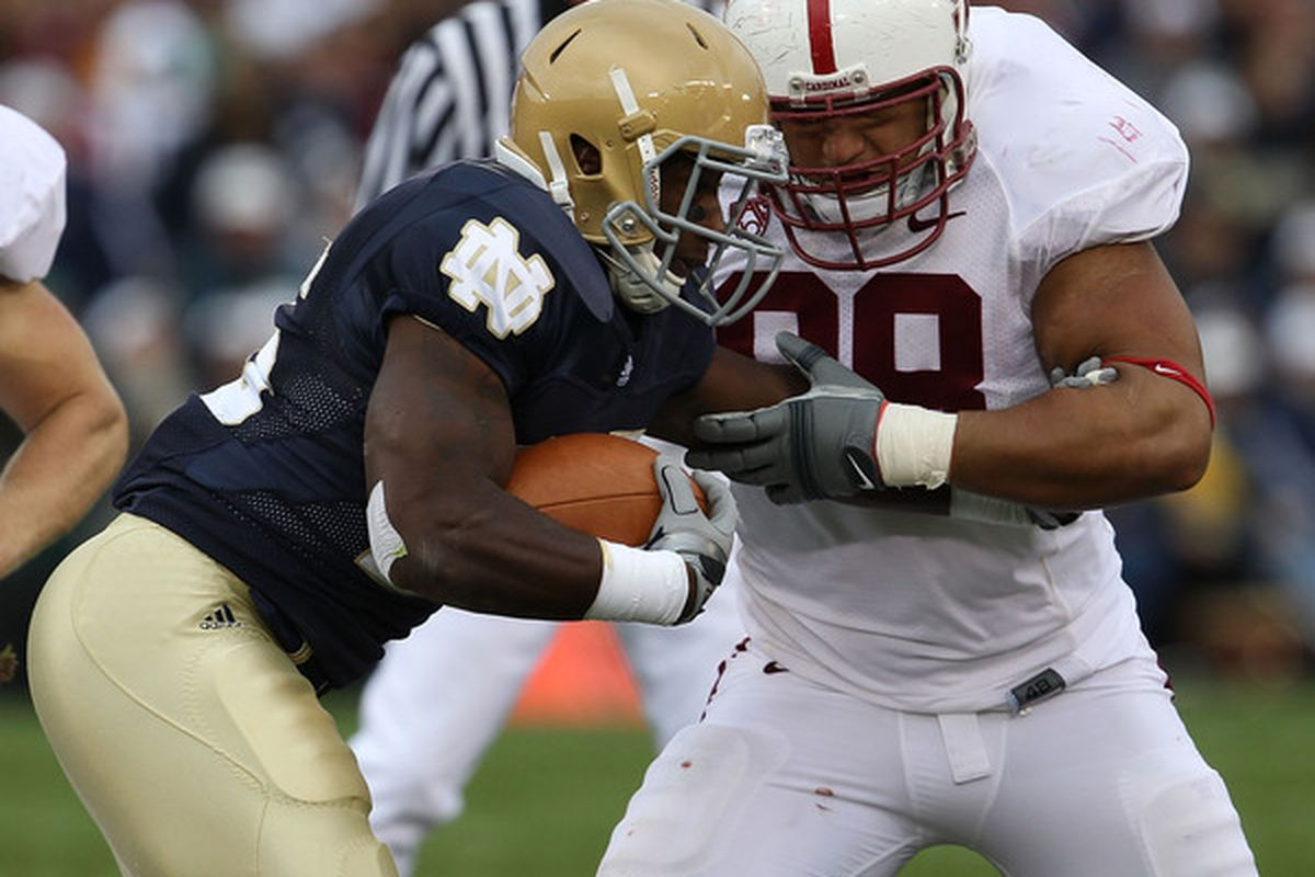 Stanford needs to replace three-year starter Matt Masifilo along the defensive line.