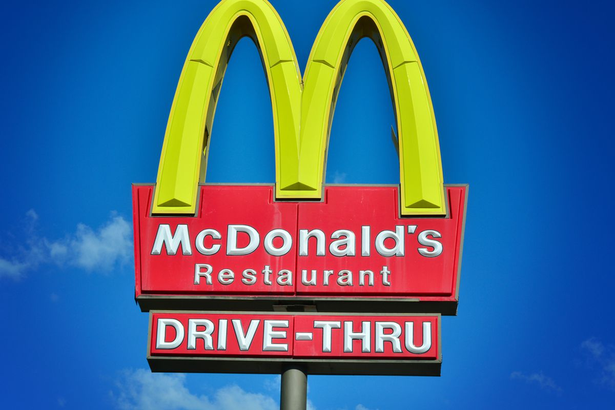 The burger might be changing, but those golden arches are forever the same.
