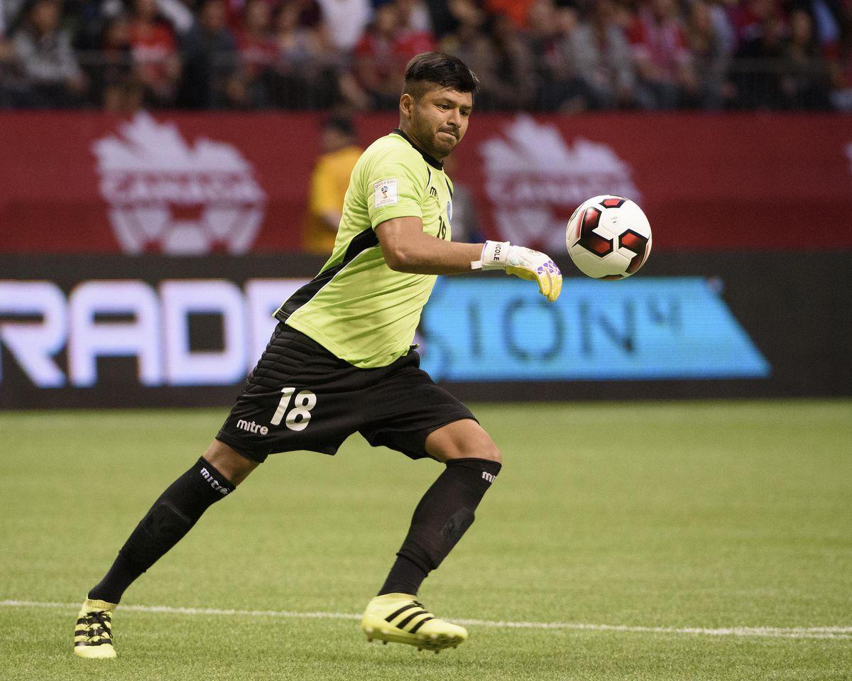 Soccer: 2018 FIFA World Cup Qualifyer-El Salvador at Canada