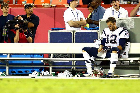 Brady Alone