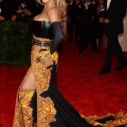 Bey from the side