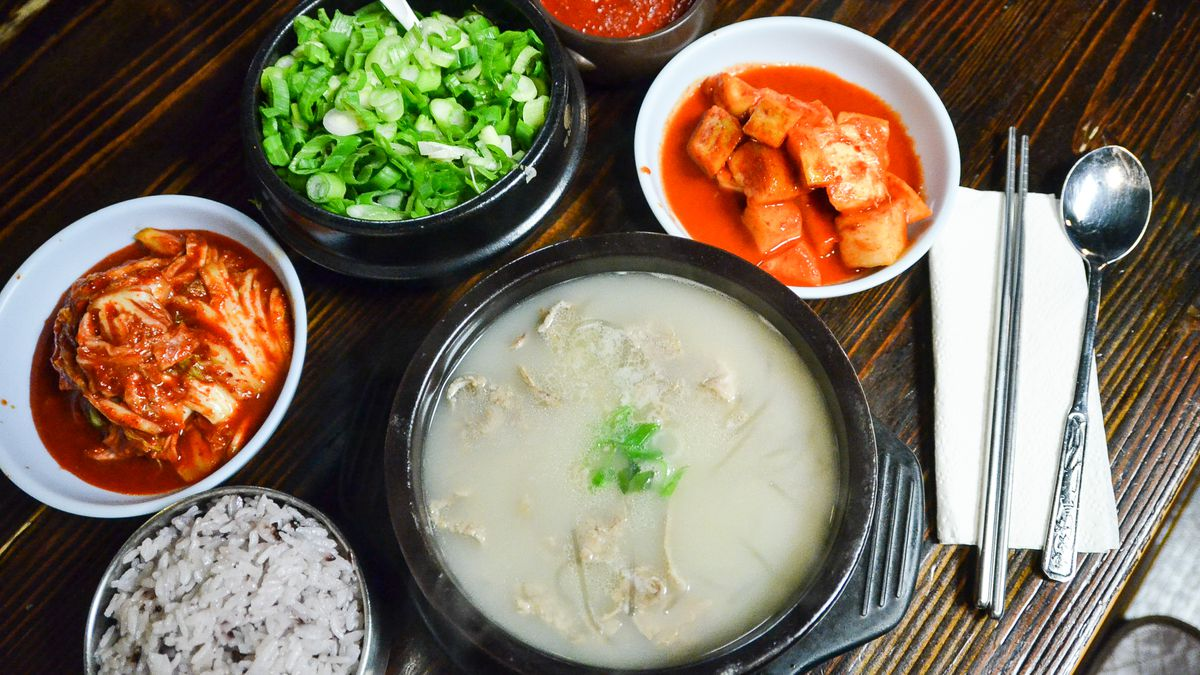 Where To Eat Korean Food In Tacoma S Lakewood K Town Eater
