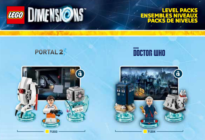 Portal Doctor Who The Simpsons And More Confirmed For Lego