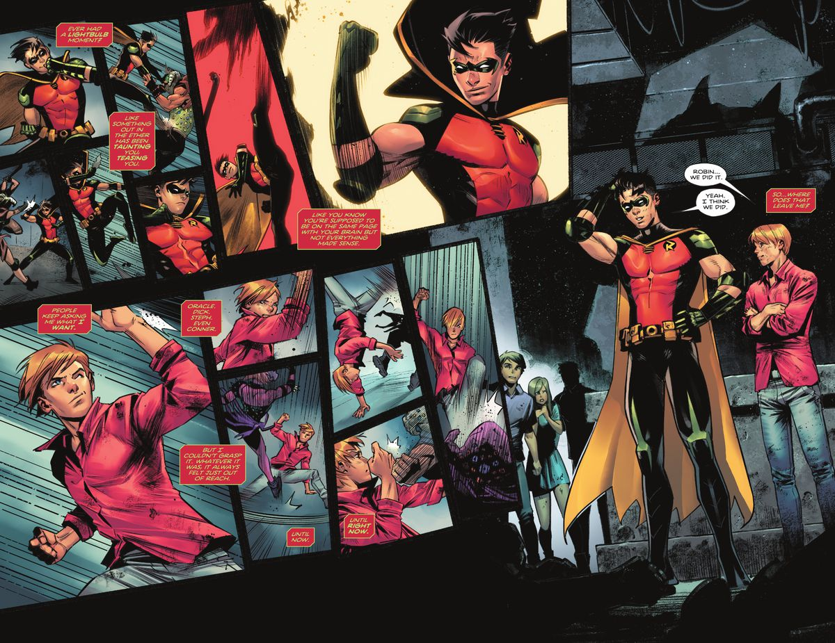Robin comes out as gay in new Batman comic, adding to DC's LGTBQ characters