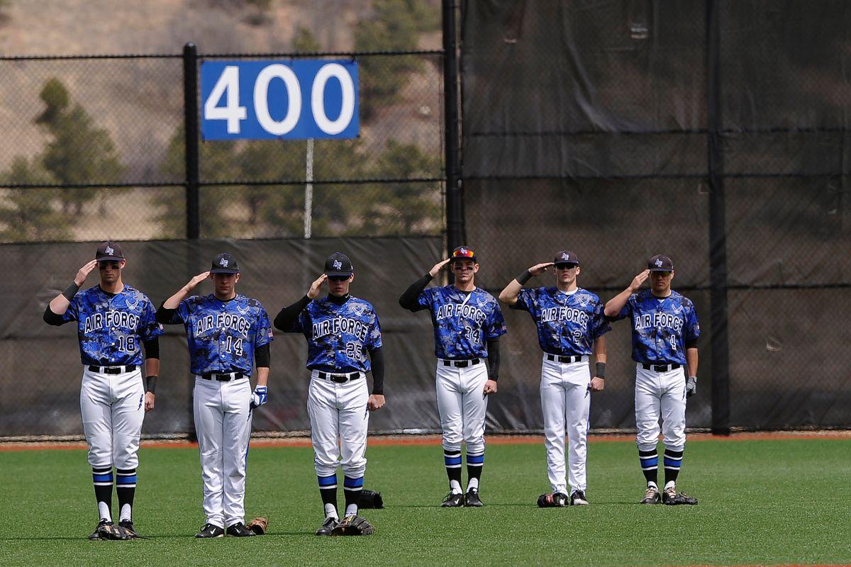 air force baseball