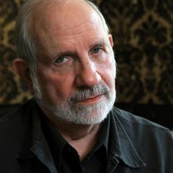"""This Sept. 11, 2012 photo shows director Brian De Palma at the Toronto International Film Festival in New York. De Palma was in Toronto to promote his film, """"Passion,"""" a thriller based on the French film, """"Crime D'Amour."""""""