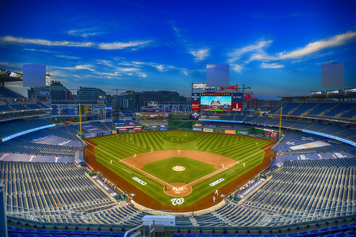 MLB: SEP 23 Phillies at Nationals
