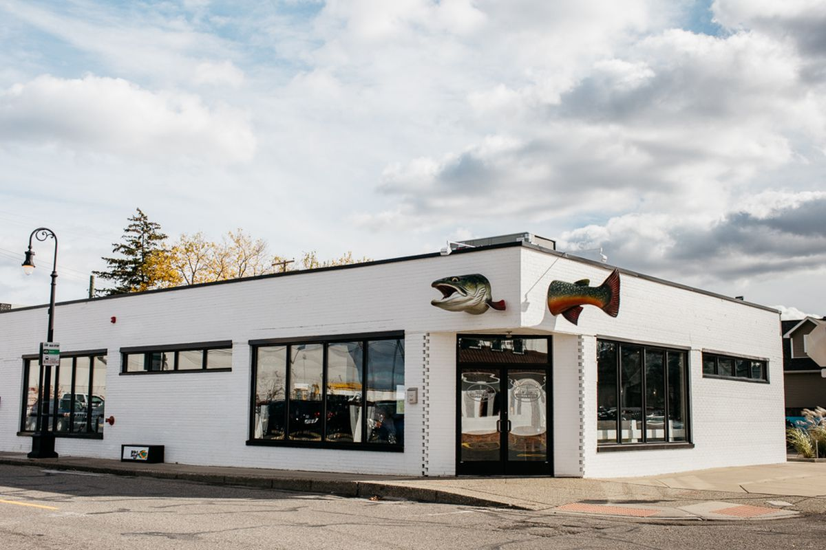 Step Inside the Huron Room, Mexicantown's Shipping-Inspired Eatery