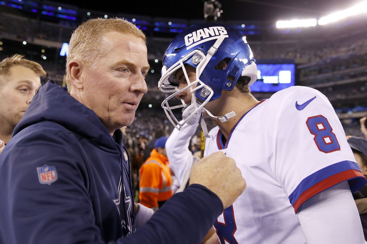Packers Giants Q A Could Jason Garrett Become The Giants