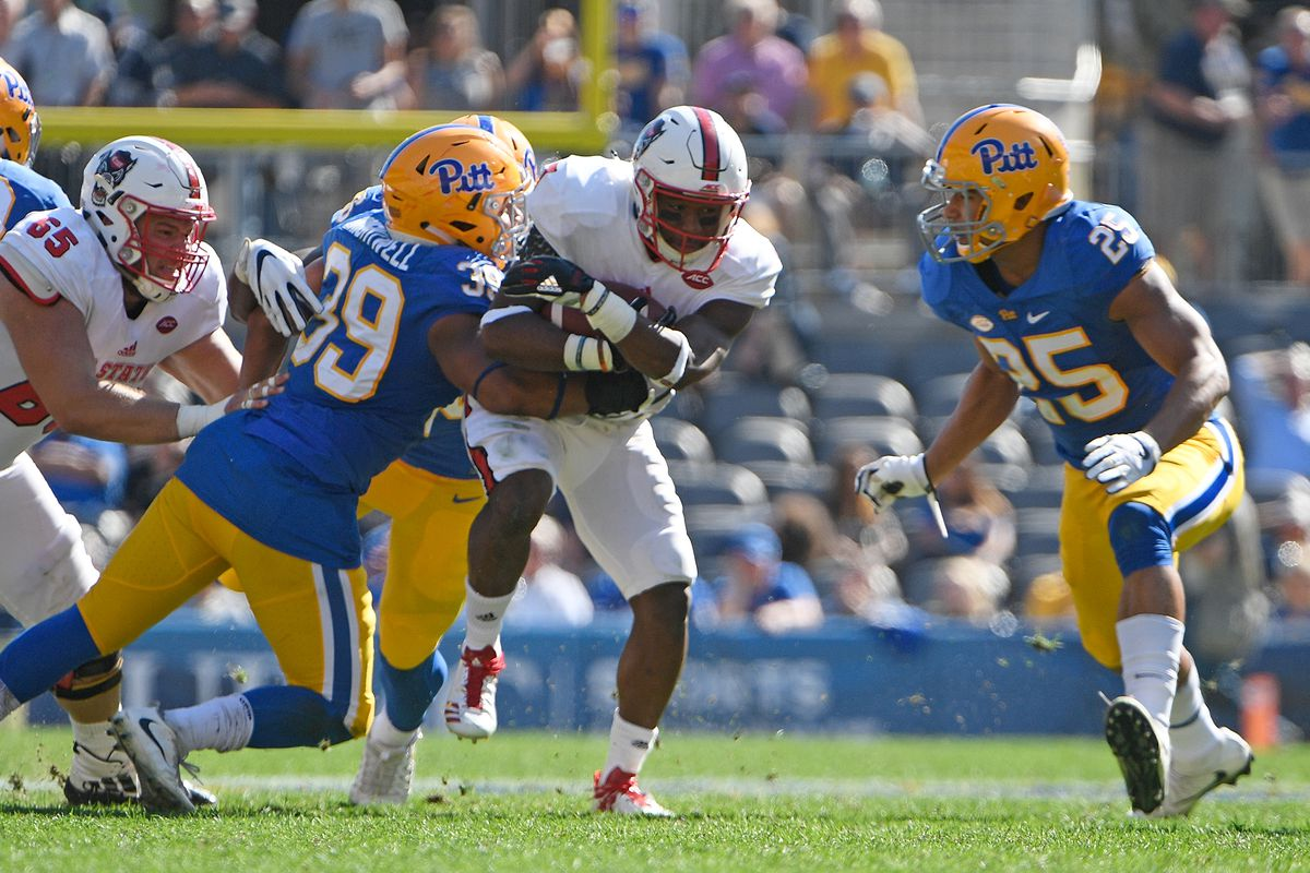 Pitt s linebacking corps predicted to be top four in ACC - Cardiac Hill a022dc6e5