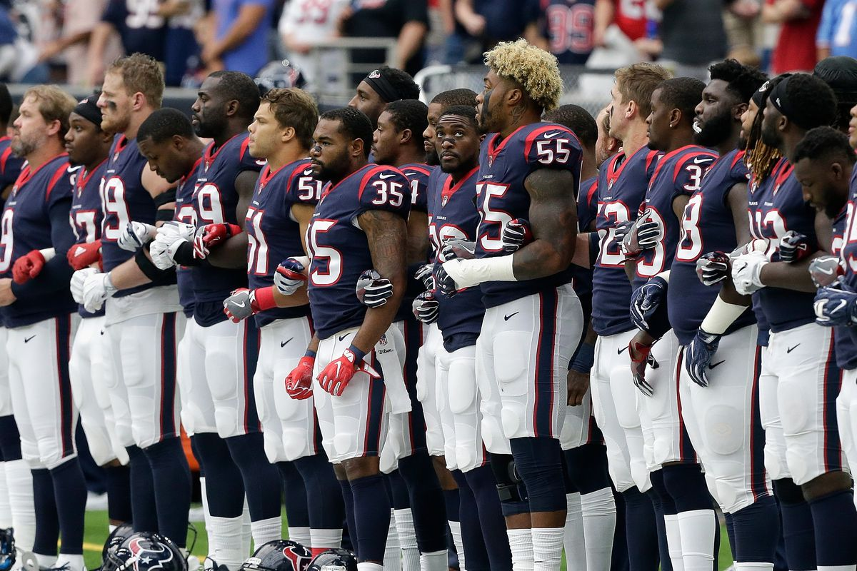 Job Security For Every Houston Texans Starter Battle Red Blog