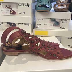 Sandals, $50