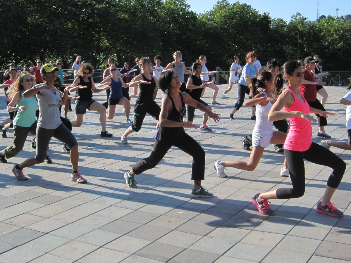 7 Places To Find Free Outdoor Fitness Classes This Summer Curbed Seattle