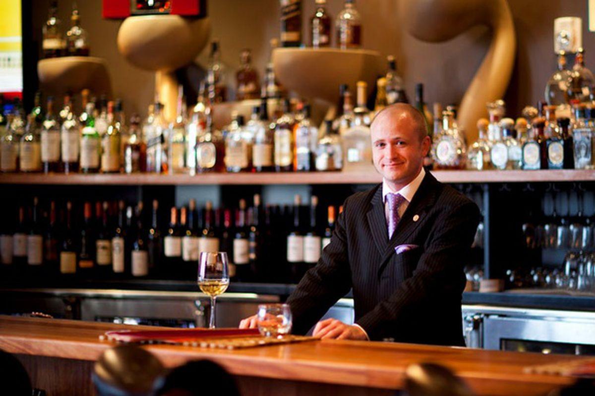 Cordua Restaurants Beverage Director James Watkins wins coveted wine title.