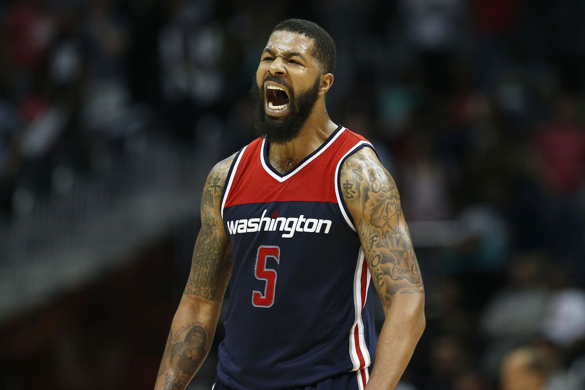 Markieff Morris To Serve Suspension On Wednesday According To Report Bullets Forever