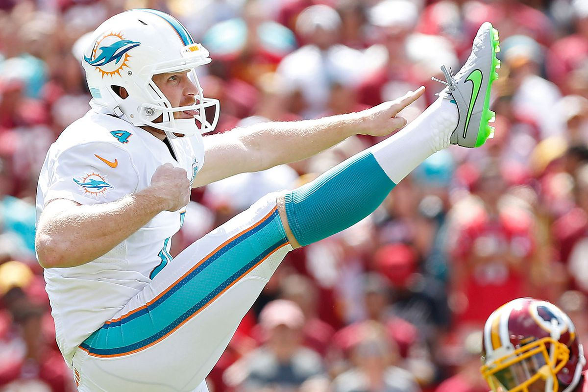 698482212 Matt Darr named Professional Football Writers of America All-Rookie punter