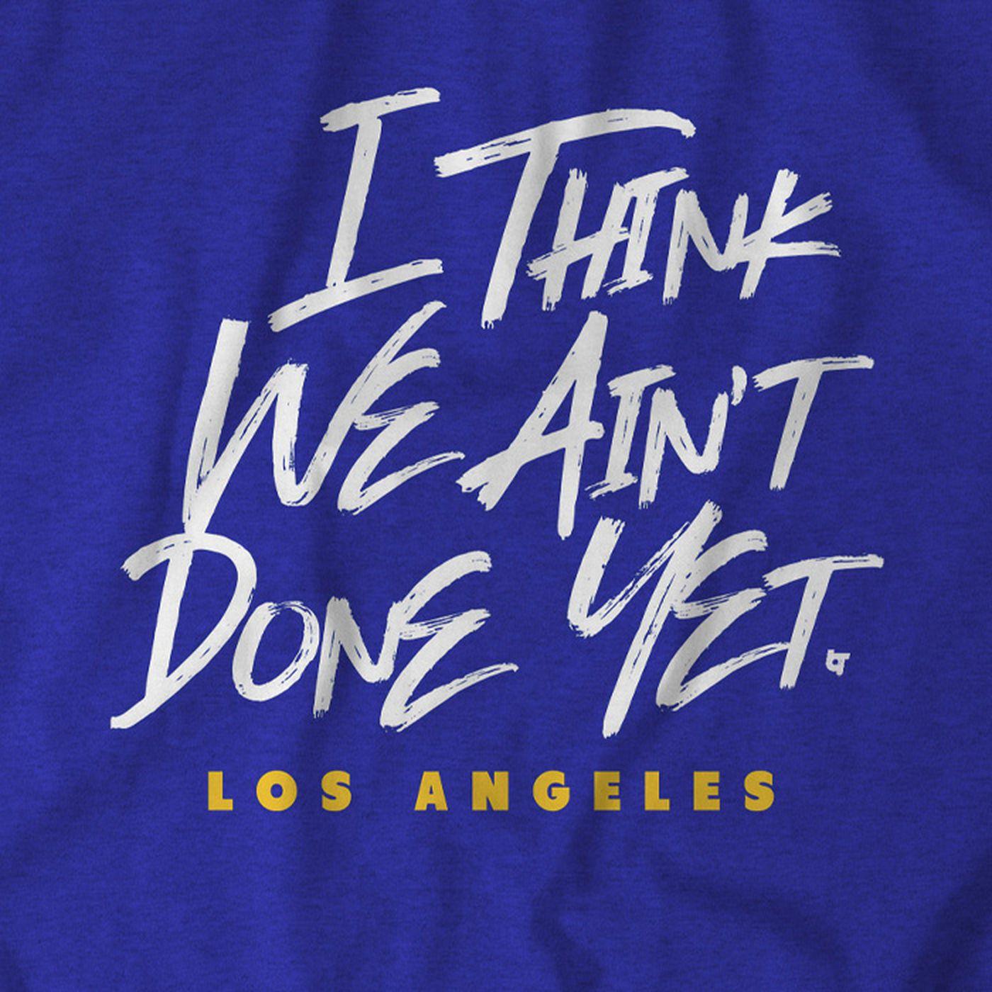 afa597a510631 New t-shirts celebrate LA Rams winning NFC Championship - Turf Show ...