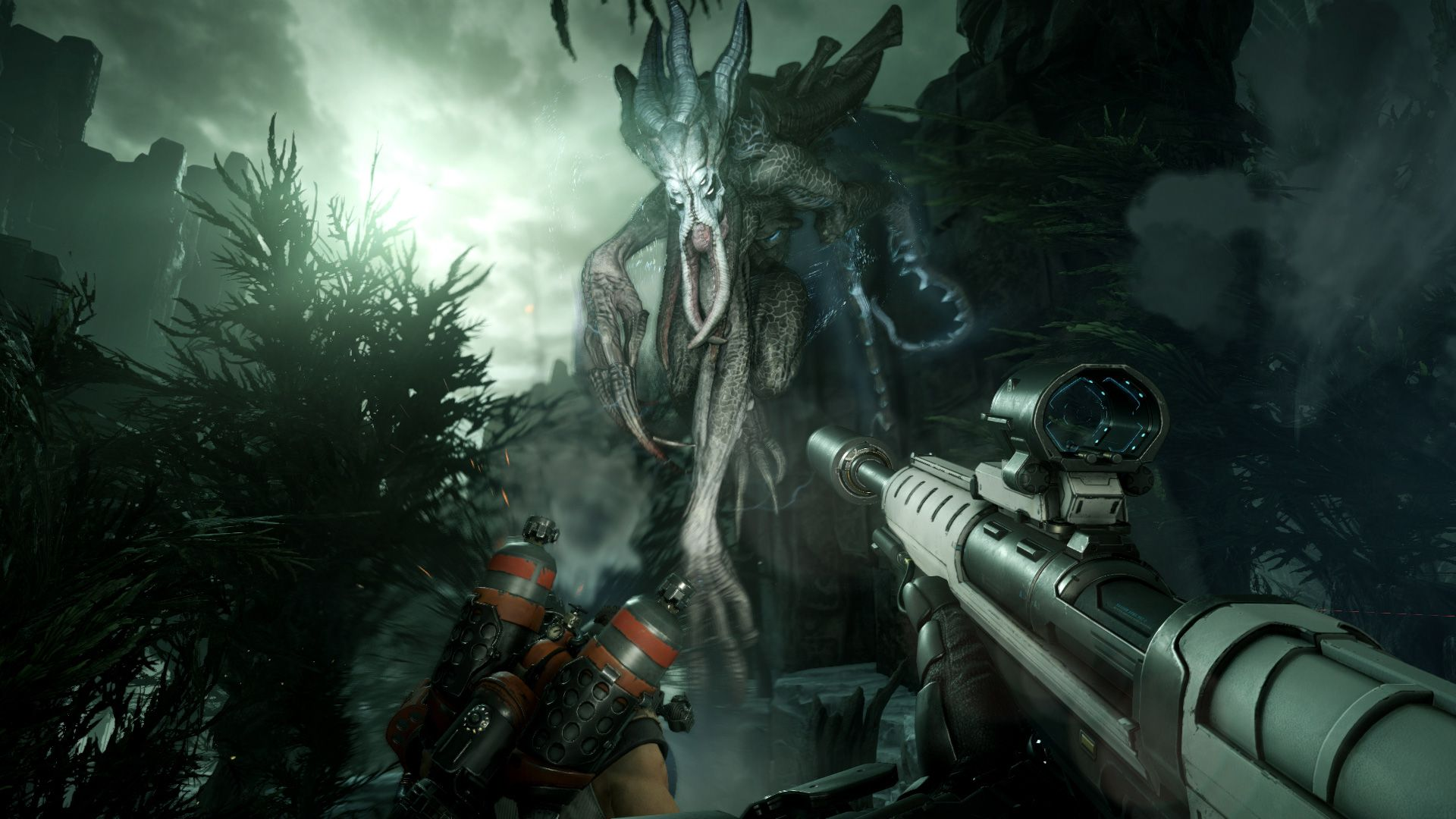 evolve review screen 1