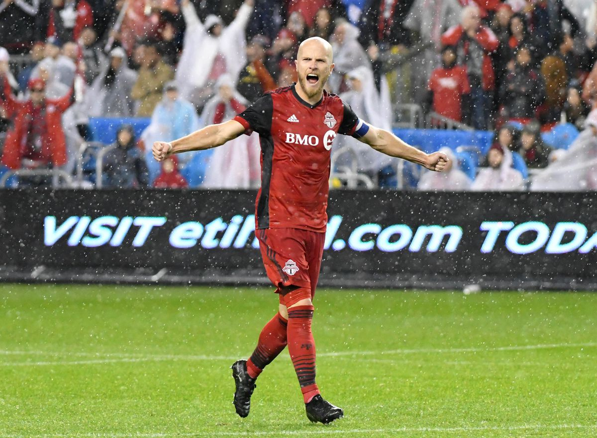 2017 MLS Cup: Eastern Conference Semifinal-New York Red Bulls at Toronto FC