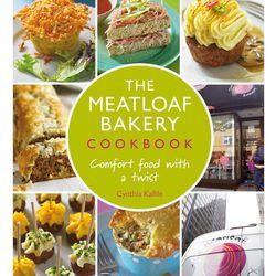"""<em>The Meatloaf Bakery Cookbook: Comfort Food with a Twist</em> by Cynthia Kallile. Adams Media <a href=""""http://www.amazon.com/The-Meatloaf-Bakery-Cookbook-Comfort/dp/1440544549/ref=sr_1_1?ie=UTF8&qid=1345149404&sr=8-1&keywords=meatloaf+bakery̶"""