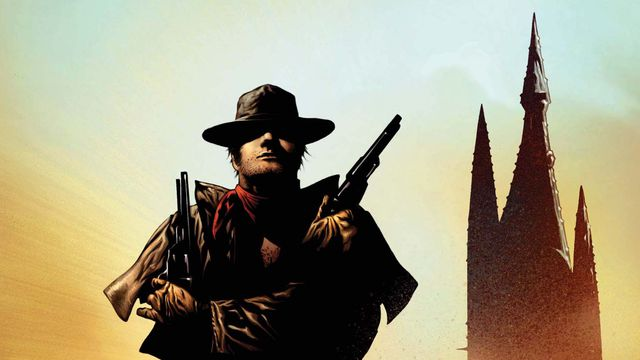 Amazon's Dark Tower series is actually happening, but with a new Gunslinger