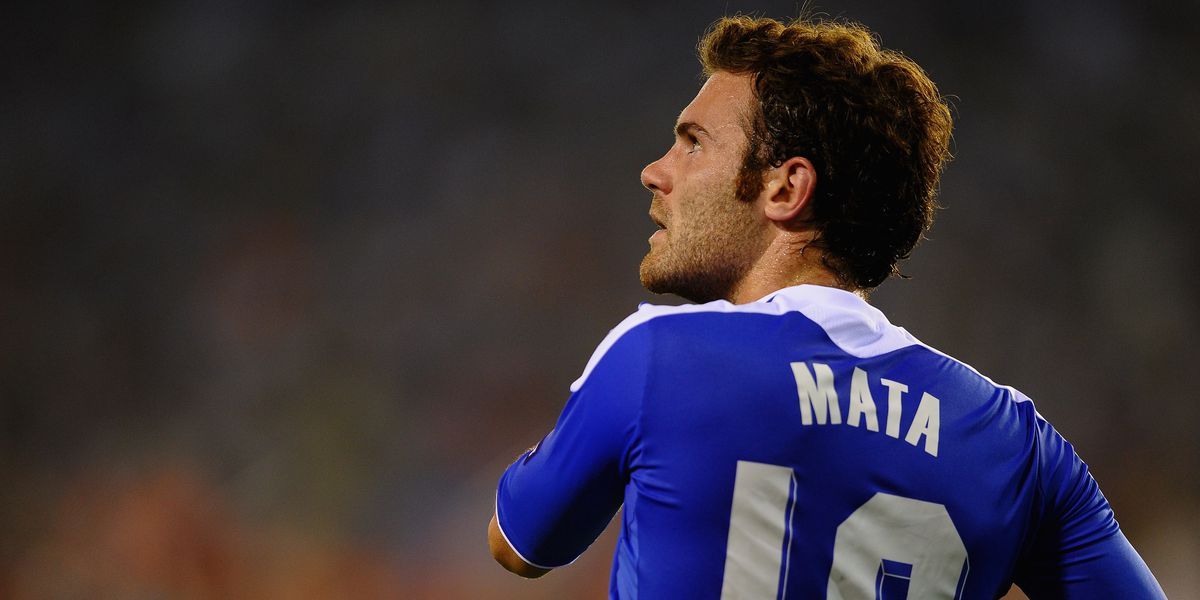 Juan Mata: The ex-Chelsea star whom football left behind - We Ain't