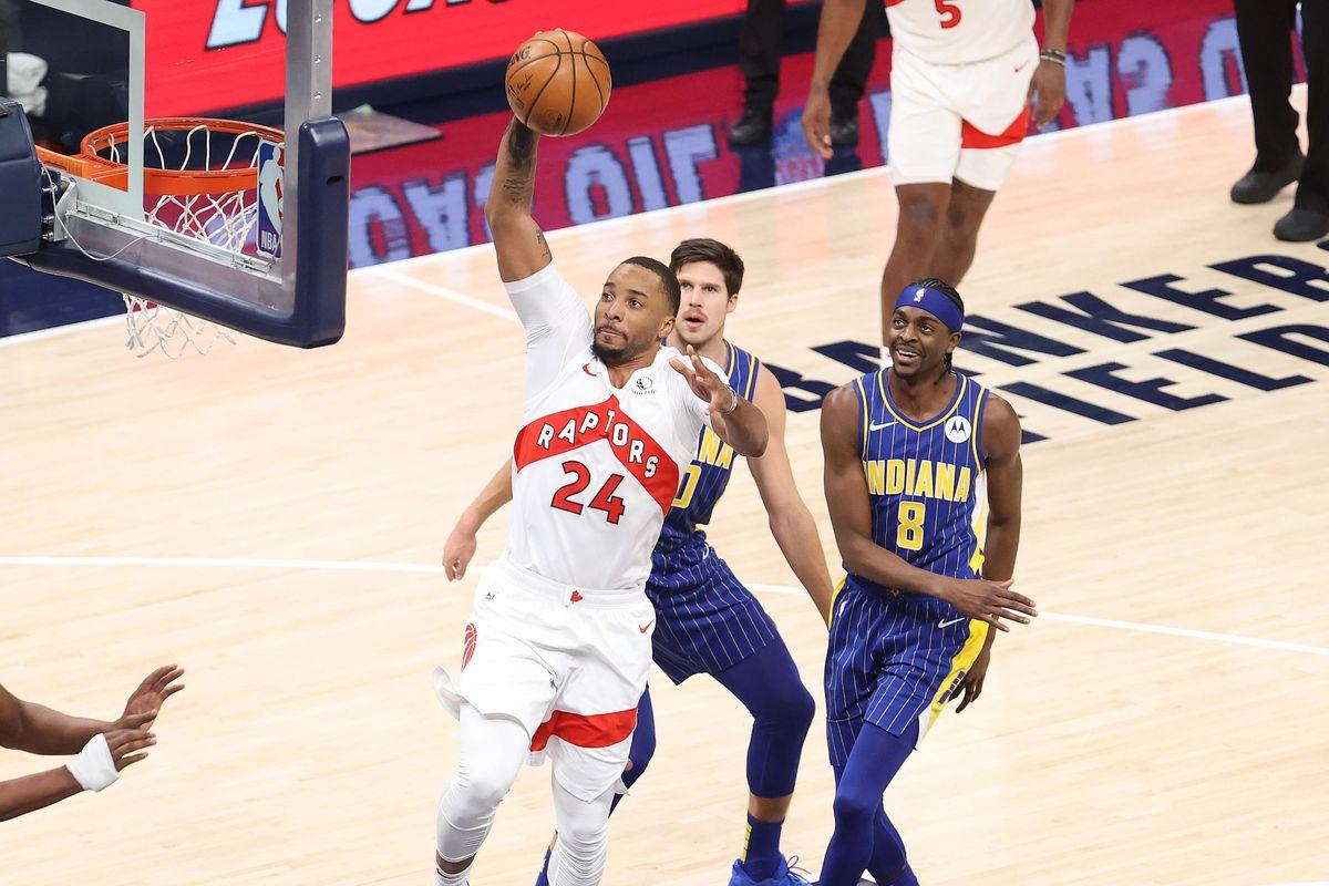 Five thoughts recap: Toronto Raptors 107, Indiana Pacers 102, Norman Powell