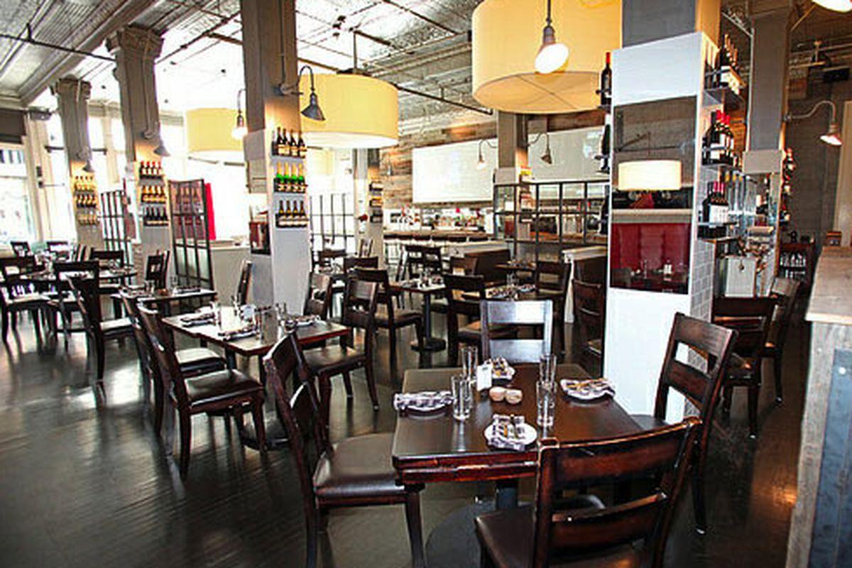 Charlie Palmer's District Tavern