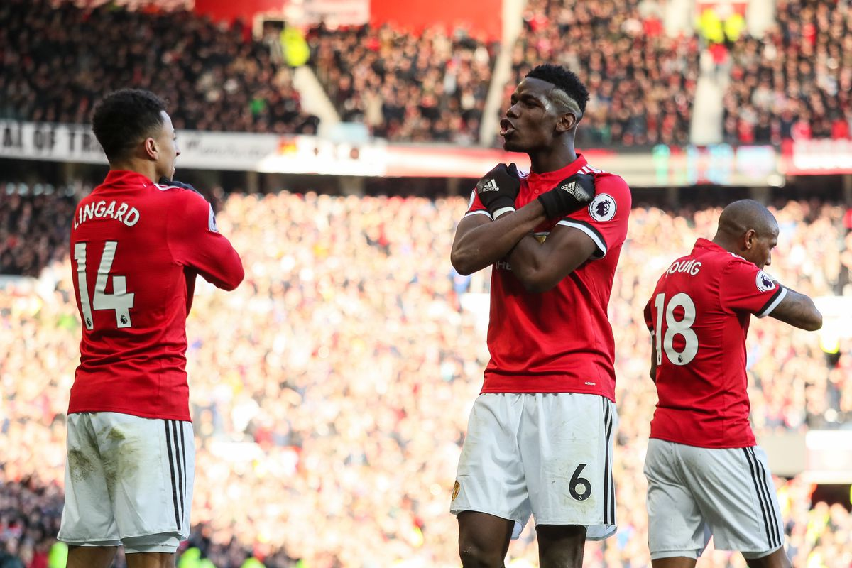1bb4beeb76a Paul Pogba and Jesse Lingard have turned  Wakanda Forever  into soccer s  best celebration