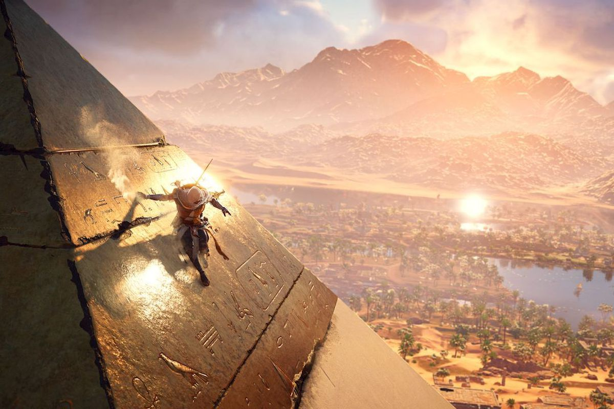 This 800 Assassin S Creed Origins Special Edition Doesn T Even