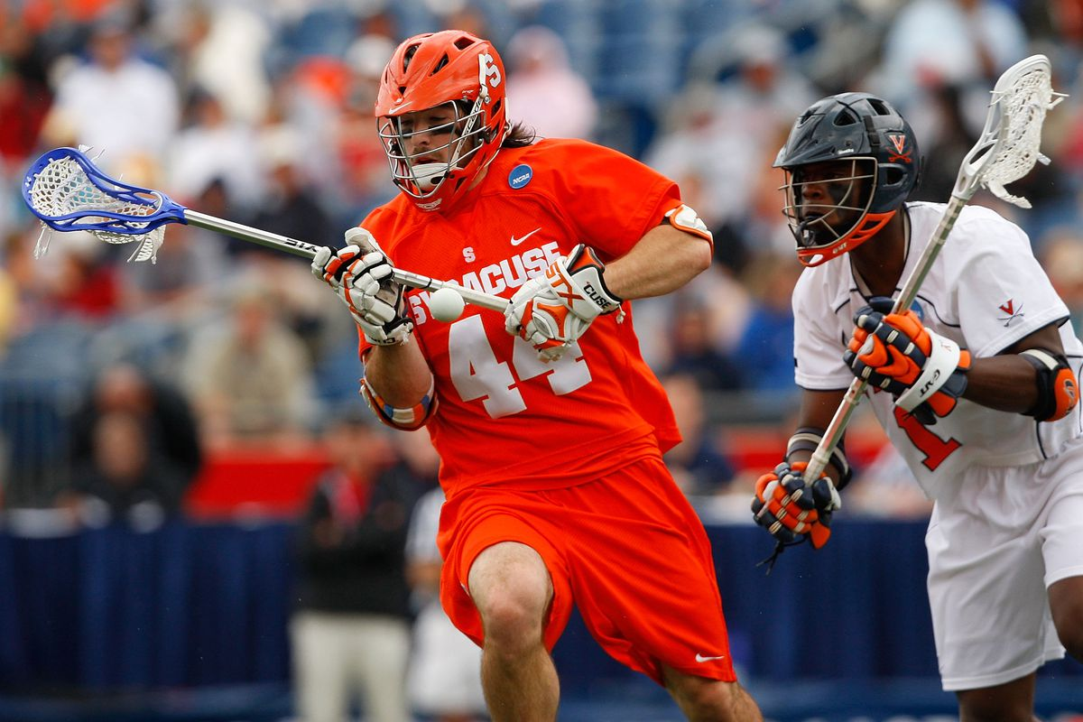 Syracuse Men's Lacrosse: Orange Rising in the Polls - Troy ...