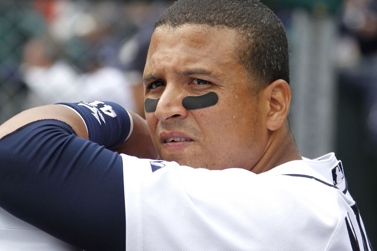 The return of Victor Martinez during the final 4-6 weeks could be a huge boost.