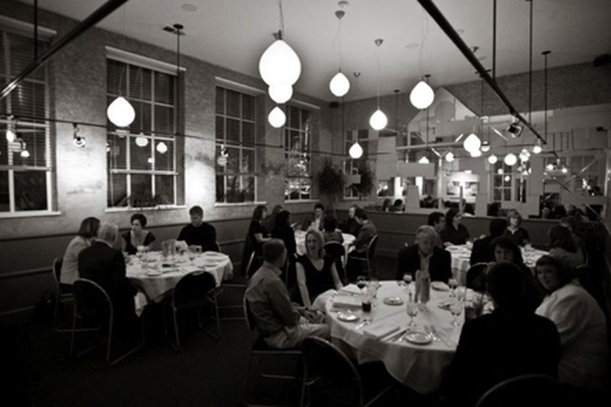 Strings Dining Room