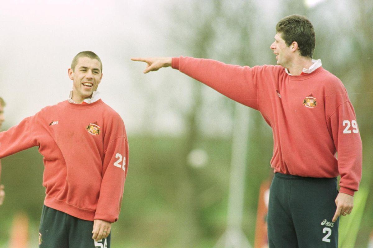 Soccer - FA Carling Premiership - Sunderland Training