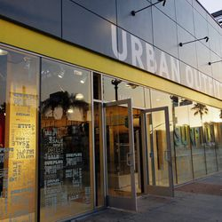 The Urban Outfitters Surplus Store is located at 14608 Ventura Boulevard in Sherman Oaks.