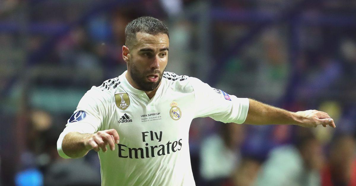 Prediksi Lineup Real Madrid Vs Getafe La Liga: CONFIRMED Lineups: Real Madrid Vs Getafe, 2018 La Liga