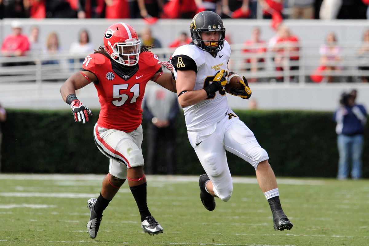 Ramik Wilson. Could the Titans dip into the UGA pool again?