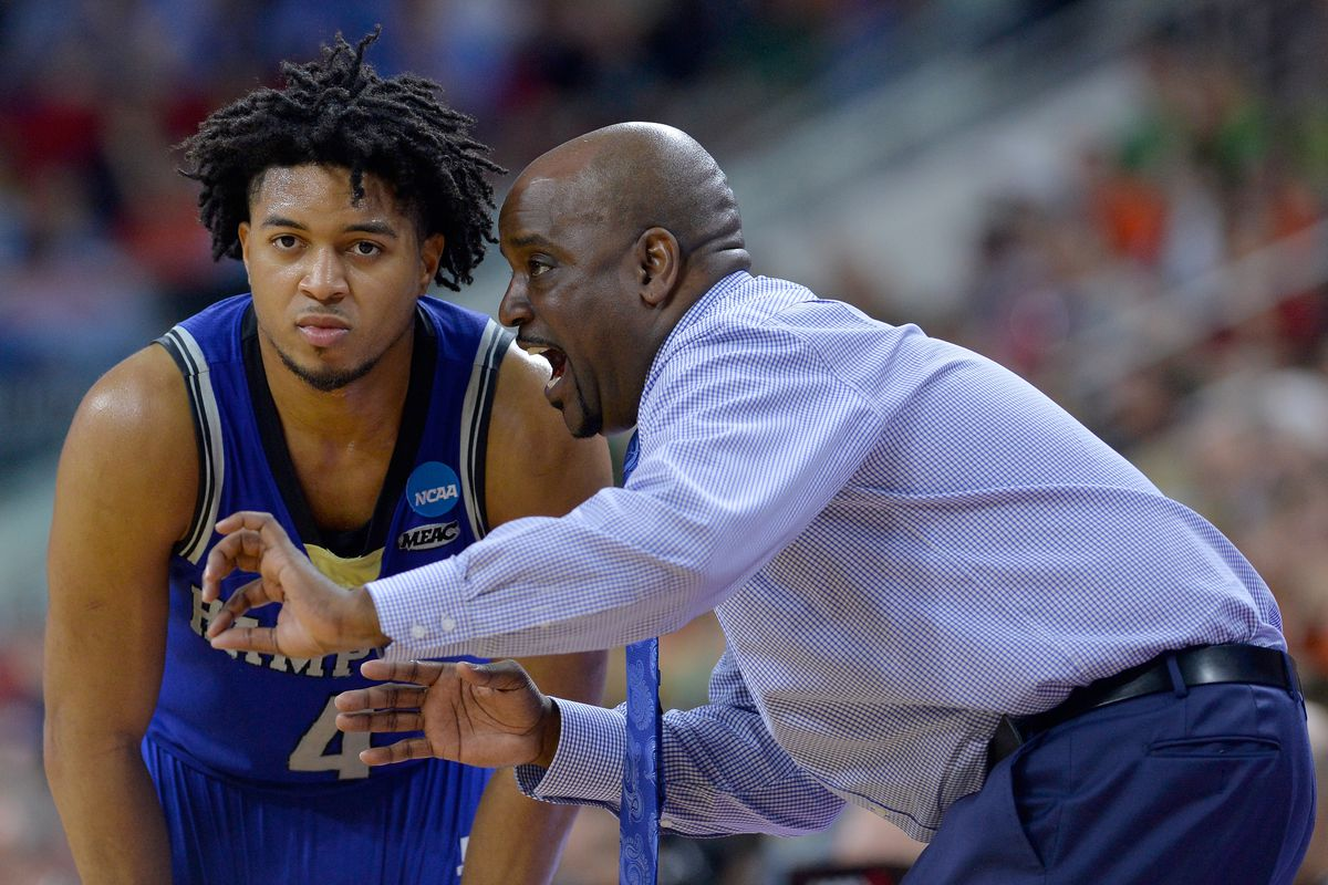 Conference realignment: Hampton to leave MEAC for Big South - Mid