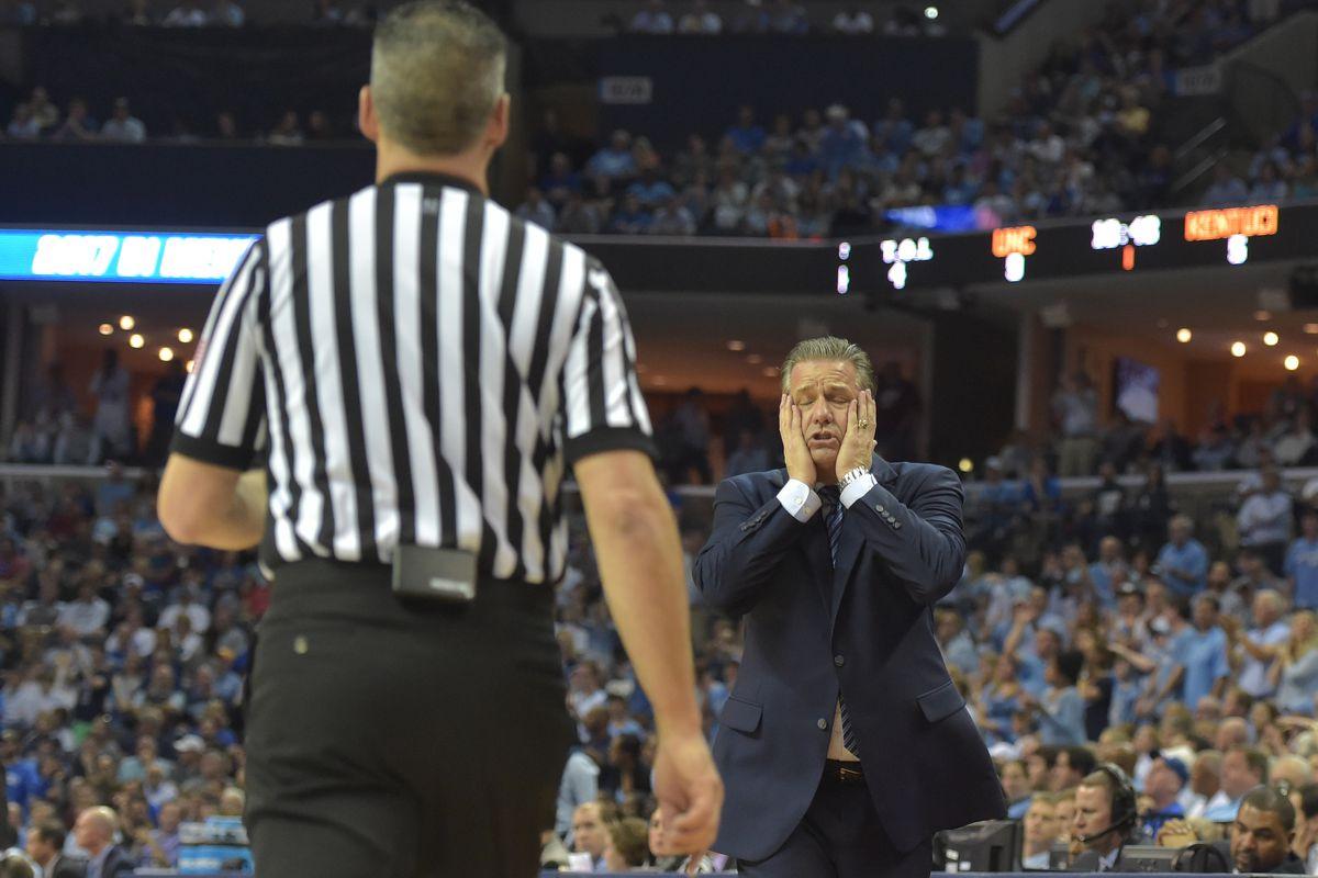 Kentucky Wildcats Named Most Overrated Program Of Last