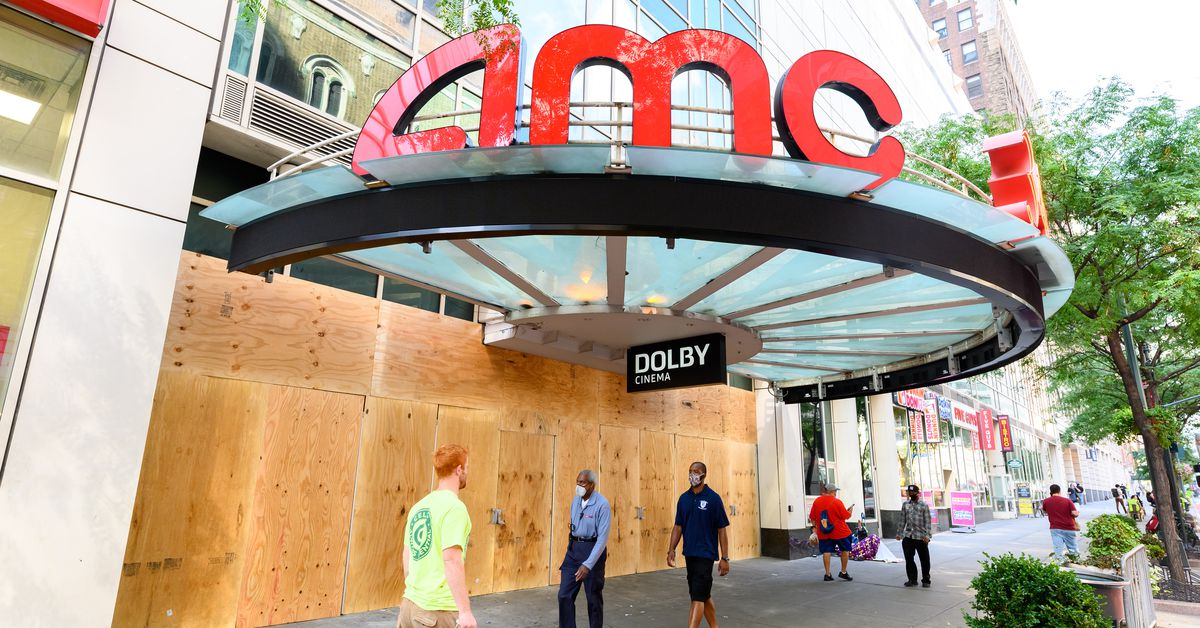 AMC offers private theater rentals for as little as $99 – The Verge