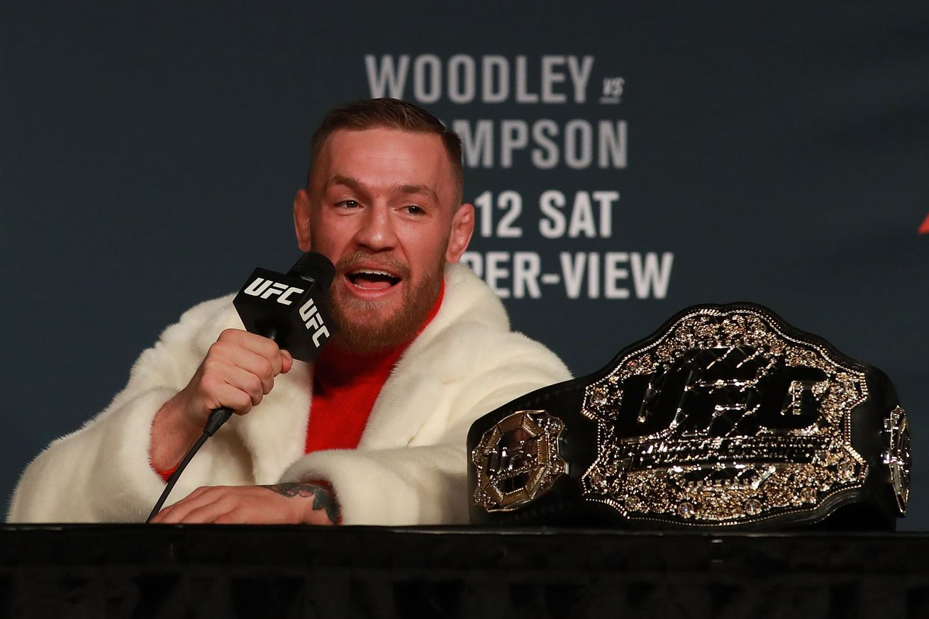 Conor McGregor rockets up the Forbes Worlds Highest Paid Athletes Of 2017 list