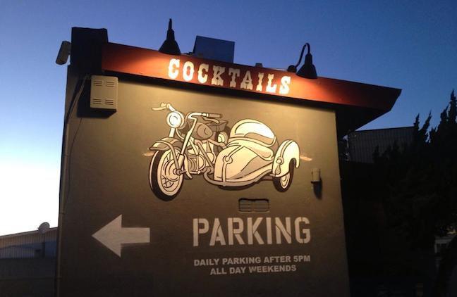 Sidecar Bar