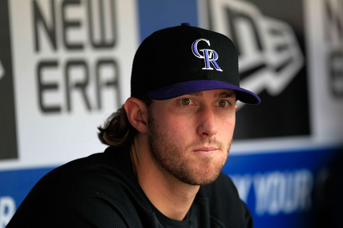 The Diamondbacks became the first NL West team to select a pitcher in the top 3 of the draft since the Rockies drafted Greg Reynolds in 2006.  Both pitched in the Pac-10.