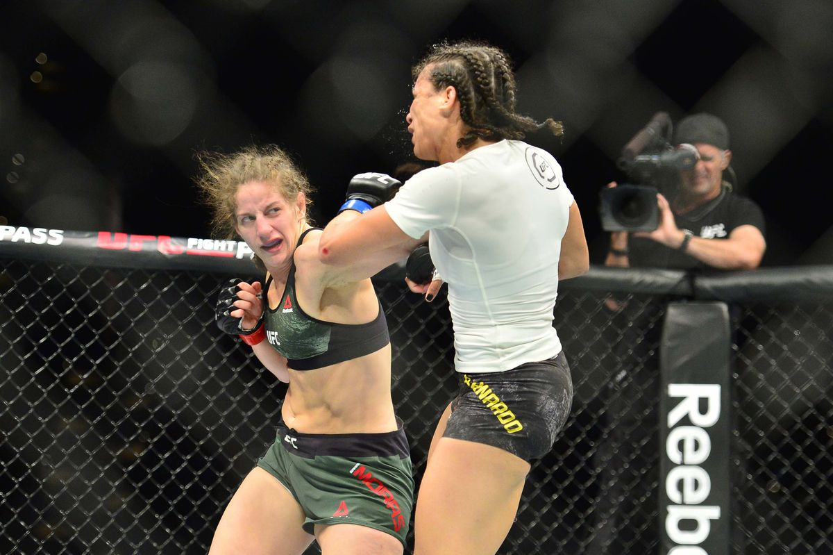 MMA: UFC Fight Night-Moncton-Moras vs Bernardo