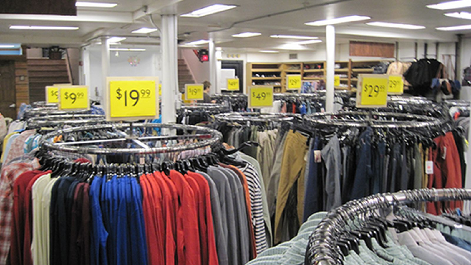 Deal Alert Harvard Squares Urban Outfitters Has A Bargain - Bargain basement stores