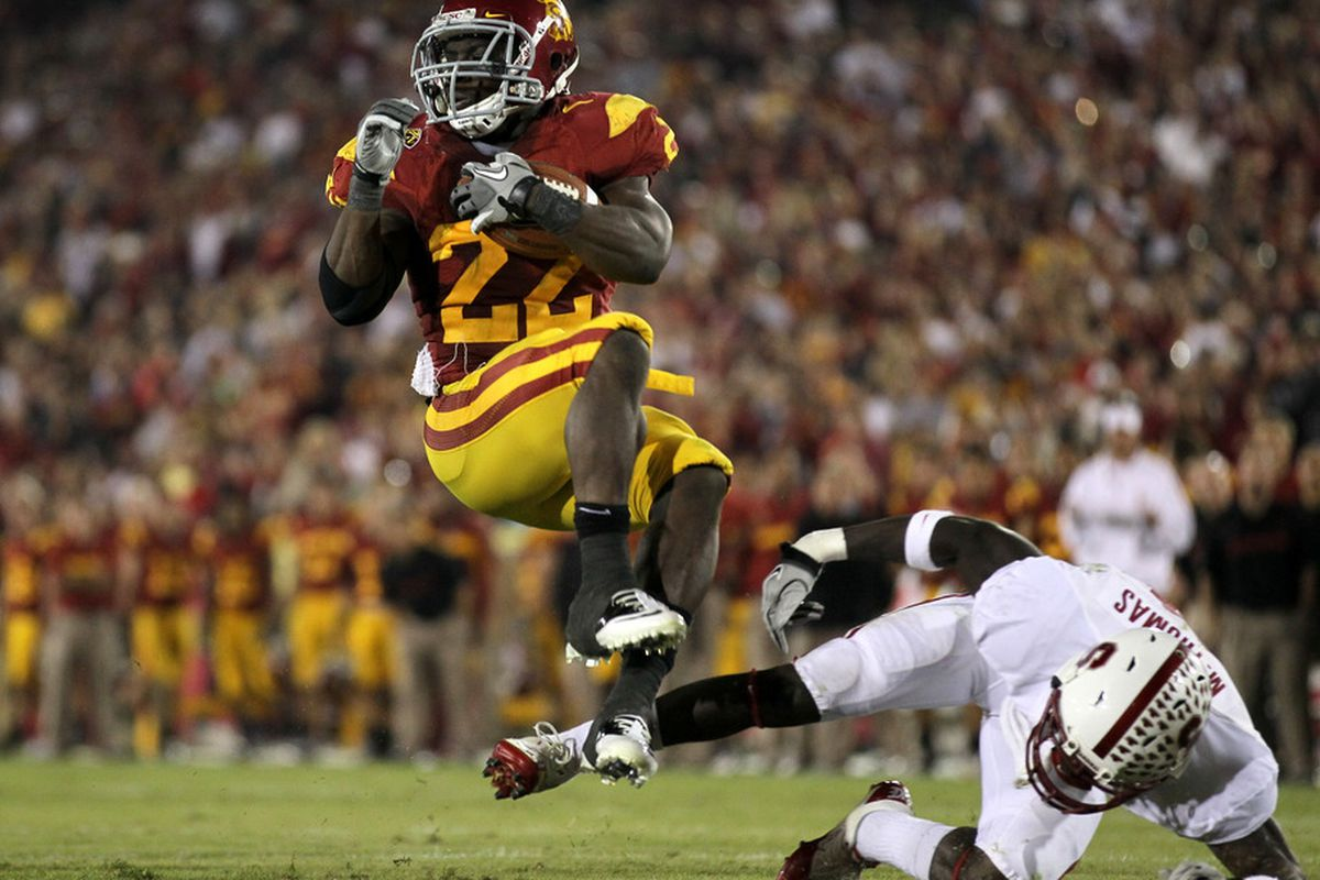 If Isi can make the Stanford defense look as silly as Curtis McNeal did, Cal just might have a shot.