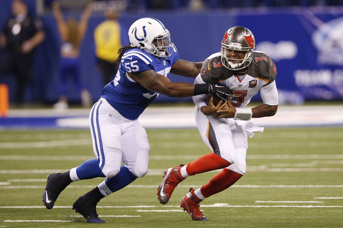 Tampa Bay Buccaneers v Indianapolis Colts