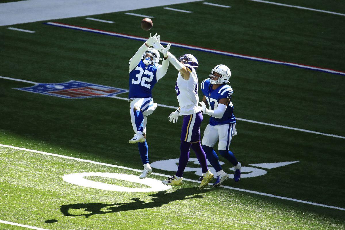Minnesota Vikings v Indianapolis Colts