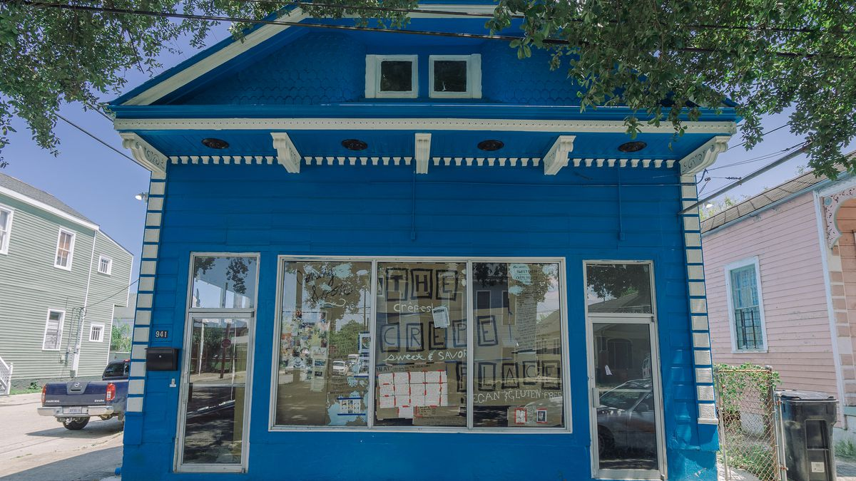 The Crepe Place, coming soon to the Bywater