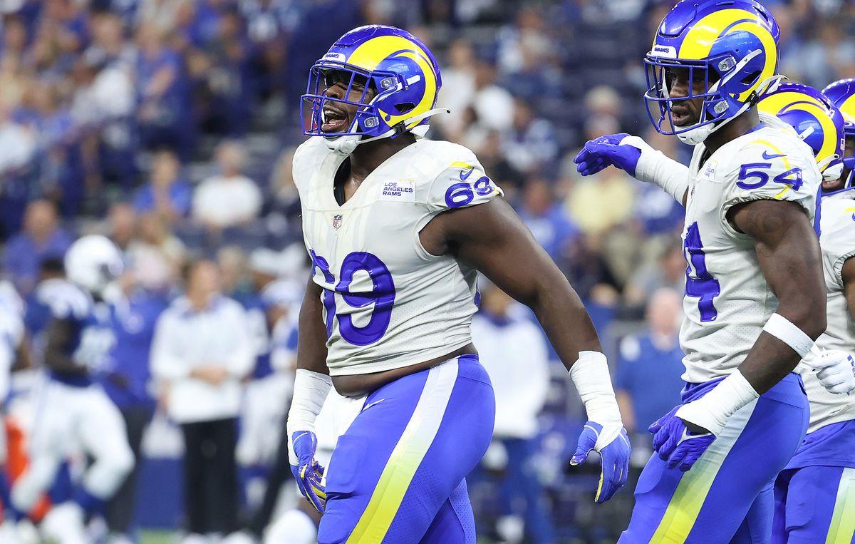 Los Angeles Rams v Indianapolis Colts